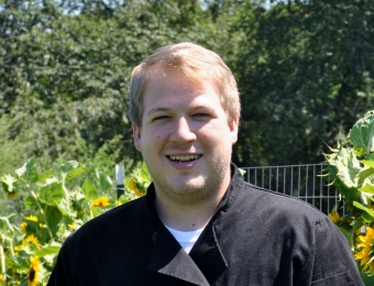Chef Curtis West, Creamery and Plant Manager